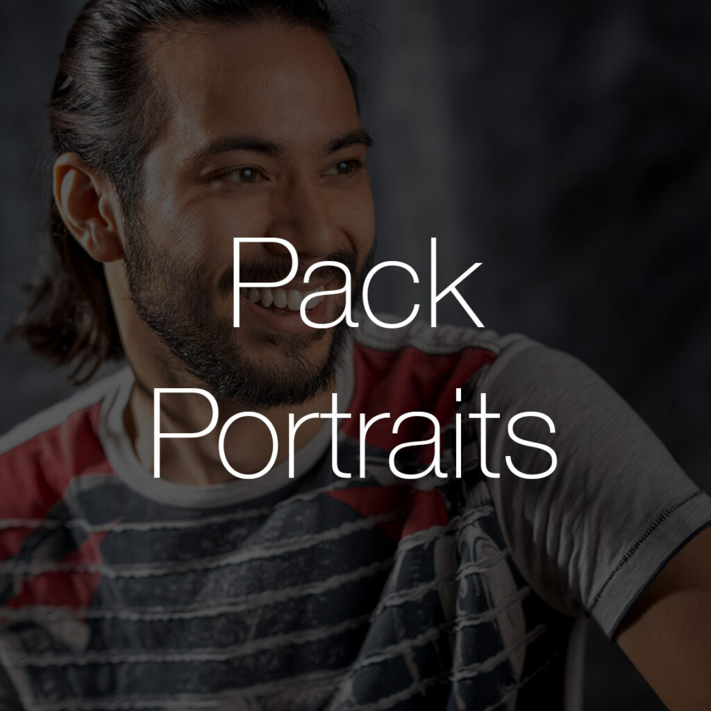 pack portrait