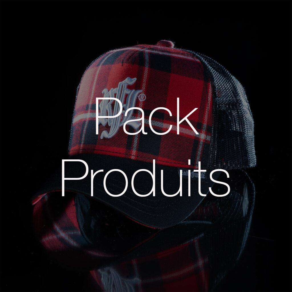 pack produit