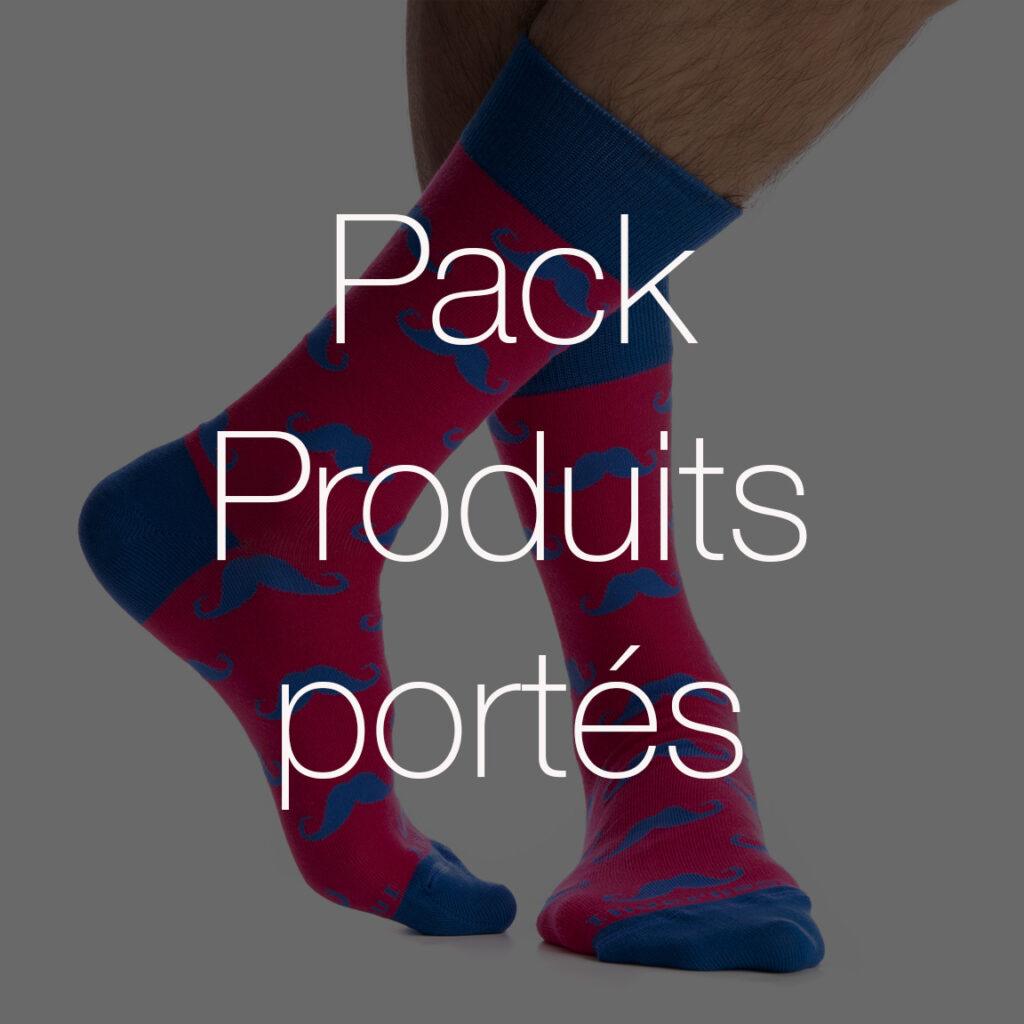 pack produits portés